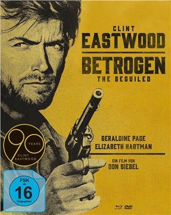 Betrogen (1971) (Mediabook, Blu-ray + 2 DVDs)
