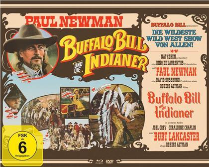 Buffalo Bill und die Indianer (1976) (Mediabook, Blu-ray + DVD)