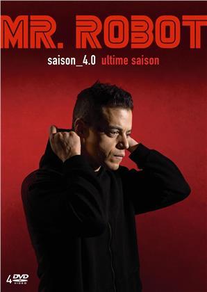 Mr. Robot - Saison 4 (4 DVDs)