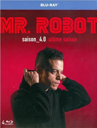 Mr. Robot - Saison 4 (4 Blu-rays)