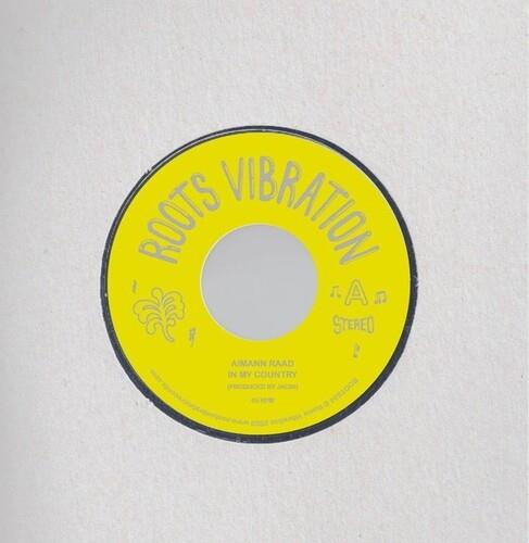"Aimann Raad - In My Country (7"" Single)"