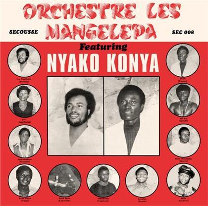 Orchestre Les Mangelepa - Nyako Konya (Limited Edition, Remastered, LP)
