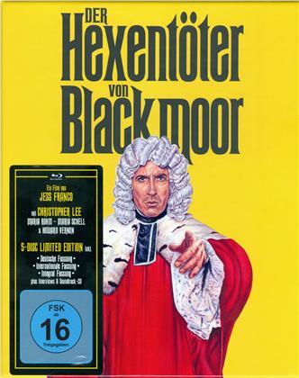 Der Hexentöter von Blackmoor (1970) (2 Blu-rays + 2 DVDs + CD)