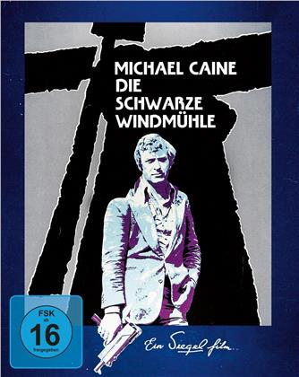 Die schwarze Windmühle (1974) (Cover A, Mediabook, Blu-ray + DVD)