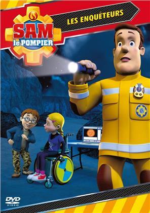 Sam le Pompier - Volume 22 : Les enquêteurs