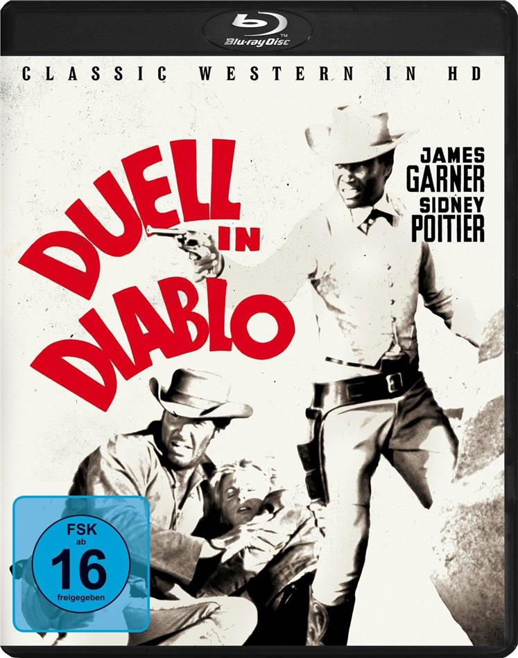 Duell in Diablo (1966) (Classic Western in HD)