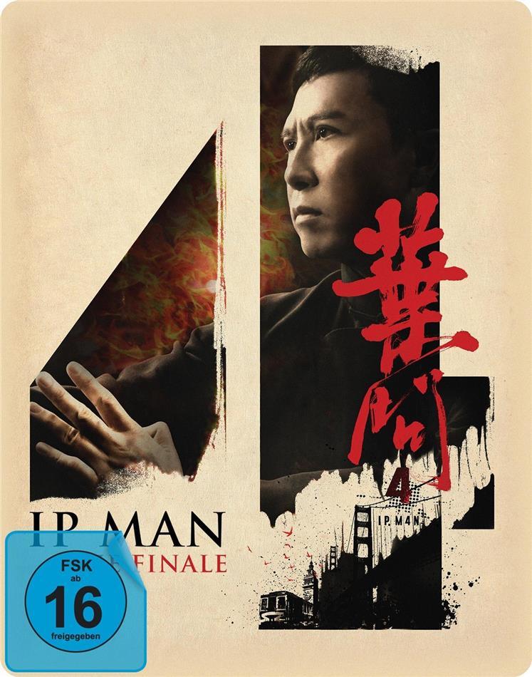 Ip Man 4 - The Finale (2019) (Steelbook)