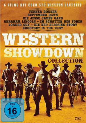 Western Showdown Collection - 6 Filme (2 DVDs)