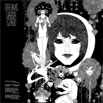 Gabor Szabo - Dreams (2020 Reissue, Bonustracks, Extended Edition, Limited Edition, LP)