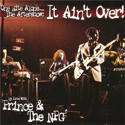 Prince & The New Power Generation - One Nite Alone...Aftershow: It Ain't Over! (2020 Reissue, Japan Edition, Limited Edition, 2 LPs)