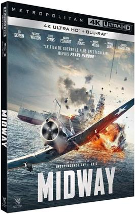 Midway (2019) (Limited Edition, Steelbook, 4K Ultra HD + Blu-ray)