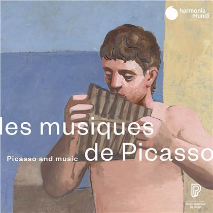 Les Musiques De Picasso (2 CDs)