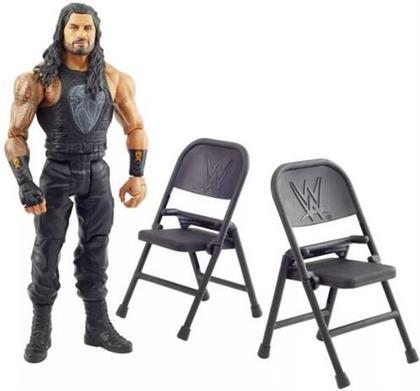 WWE - Wwe Wrekkin Figure Roman Reigns Punching