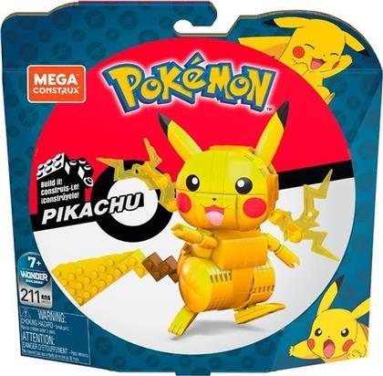 Mega Construx PK Medium Pikachu - Pokémon, Bauset,