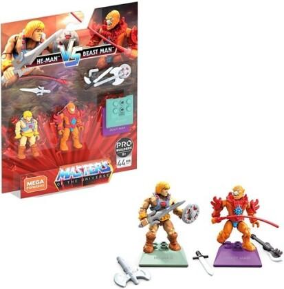 Masters Of The Universe - Mega Construx Motu He Man Vs Beast Man