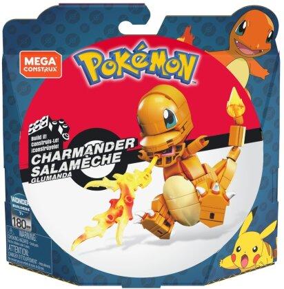 Mega Construx: Medium Charmander - Pokémon Bauset 180 Teile