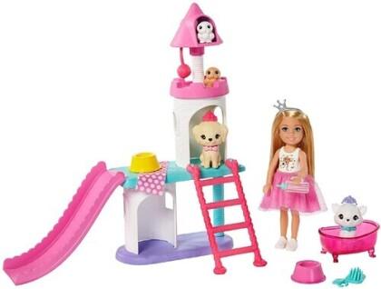 Barbie - Barbie Chelsea Princess Playset 1