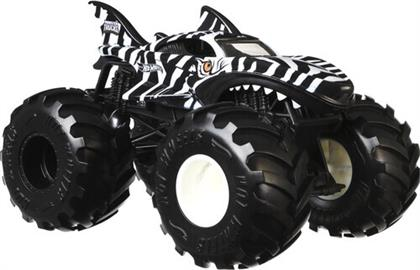 Hot Wheels Monster Trucks - 124 Zebra Shark