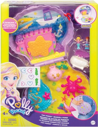 Polly Pocket - Polly Pocket Large Wearable Compact 3