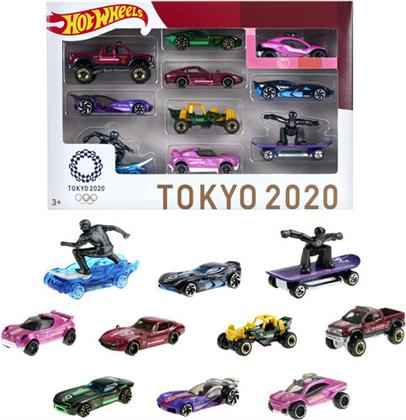Hot Wheels - Hw 2020 Olympics 10 Pack