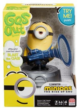 Minions - Minions 2 Gas Out