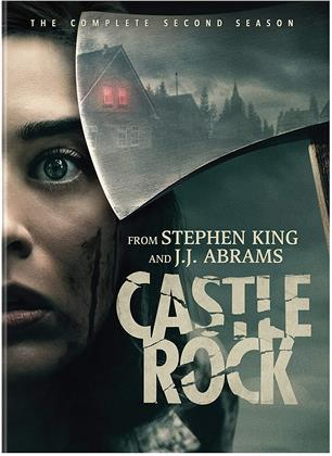 Castle Rock - Season 2 (3 DVDs)