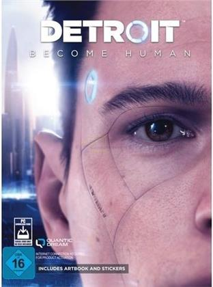 Detroit Become Human - (Code in a Box) (German Edition)