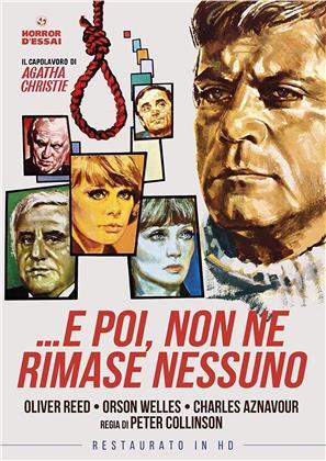 ...e poi, non ne rimase nessuno (1974) (Horror d'Essai, restaurato in HD)