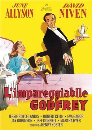 L'impareggiabile Godfrey (1957) (Classici Ritrovati)