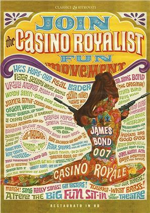James Bond: Casino Royale (1967) (Cineclub Classico, restaurato in HD)