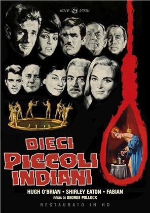 Dieci piccoli indiani (1965) (Noir d'Essai, restaurato in HD, s/w)