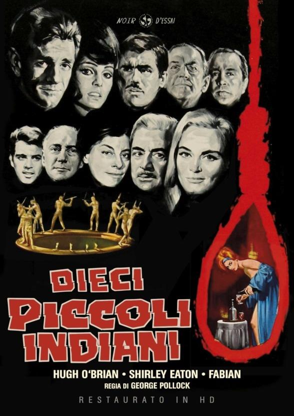 Dieci piccoli indiani (1965) (Noir d'Essai, Restaurato in HD, n/b)