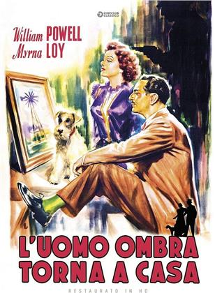 L'uomo ombra torna a casa (1945) (Cineclub Classico, restaurato in HD, s/w)