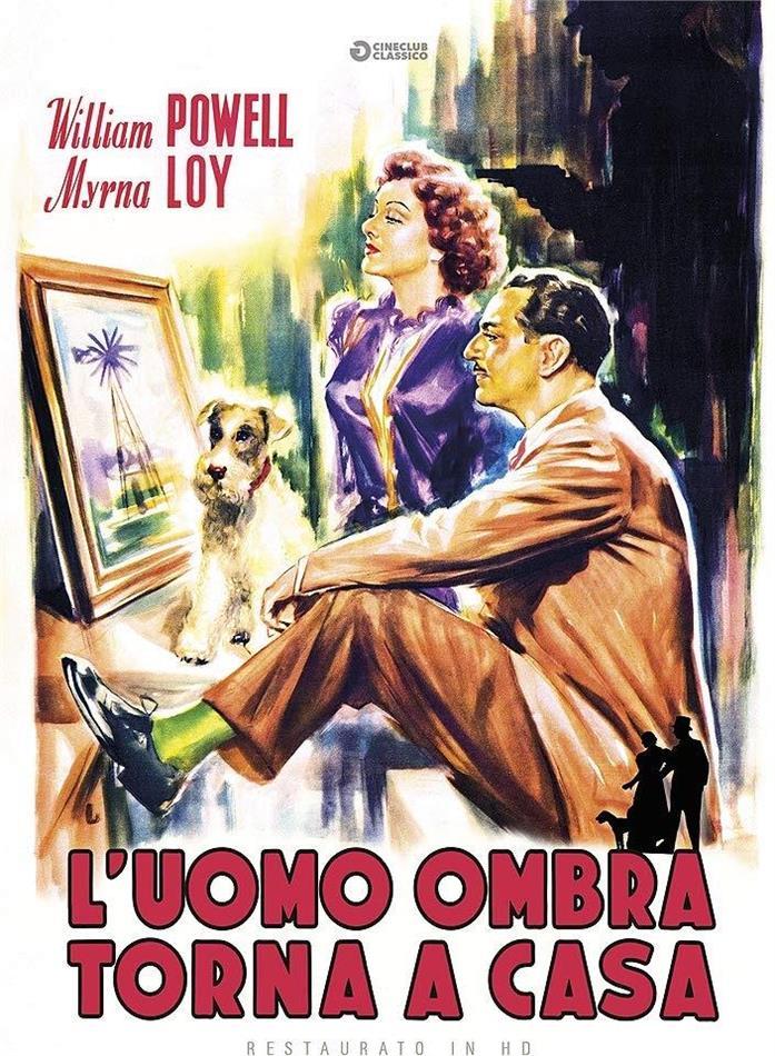 L'uomo ombra torna a casa (1945) (Cineclub Classico, Restaurato in HD, n/b)
