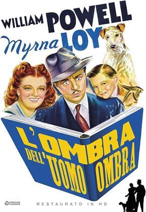 L'ombra dell'uomo ombra (1941) (Cineclub Classico, restaurato in HD, s/w)