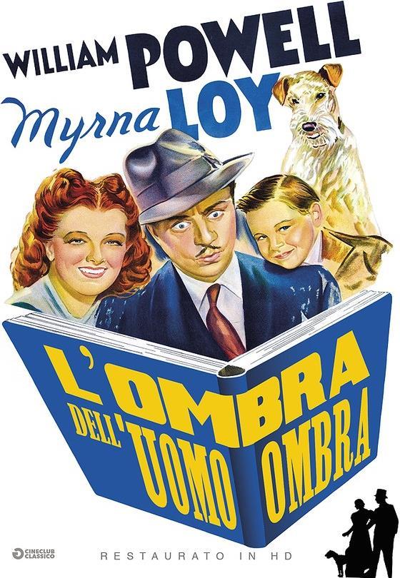 L'ombra dell'uomo ombra (1941) (Cineclub Classico, Restaurato in HD, n/b)