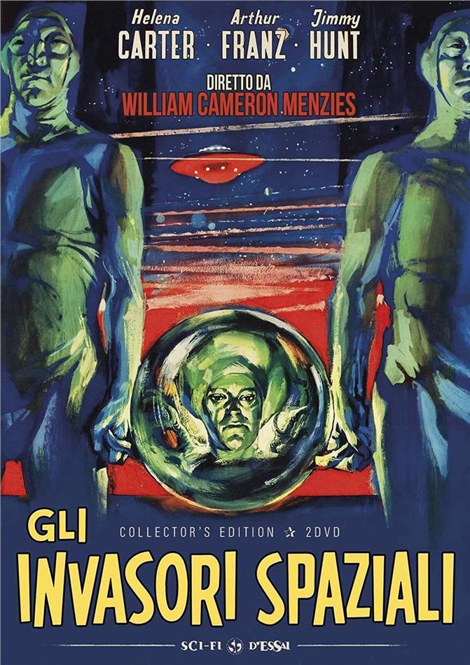 Gli invasori spaziali (1953) (Sci-Fi d'Essai, Collector's Edition, 2 DVDs)