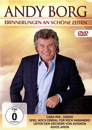 Andy Borg - Erinnerungen an schöne Zeiten (2 DVDs)