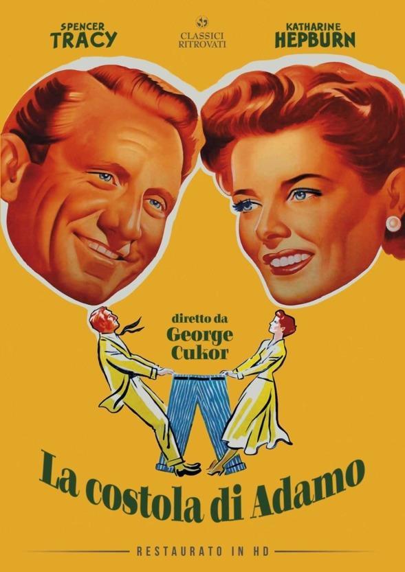La costola di Adamo (1948) (Classici Ritrovati, Restaurato in HD, n/b)