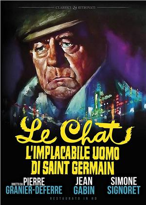 Le chat - L'implacabile uomo di Saint Germain (1971) (Classici Ritrovati, restaurato in HD)