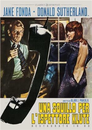 Una squillo per l'ispettore Klute (1971) (Classici Ritrovati, restaurato in HD)