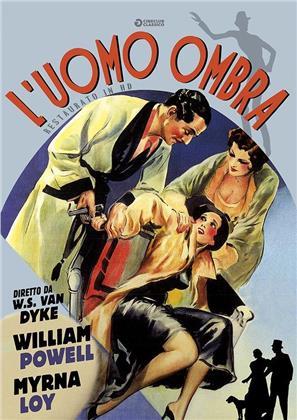 L'uomo ombra (1934) (Cineclub Classico, restaurato in HD, s/w)