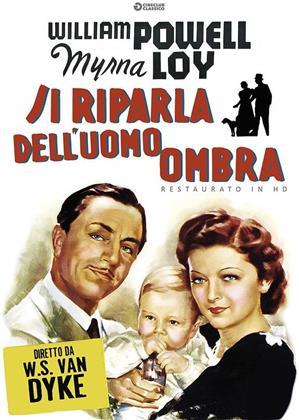 Si riparla dell'uomo ombra (1939) (Cineclub Classico, restaurato in HD, s/w)