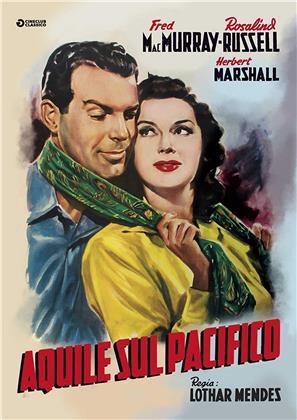 Aquile sul Pacifico (1943) (Cineclub Classico, n/b)
