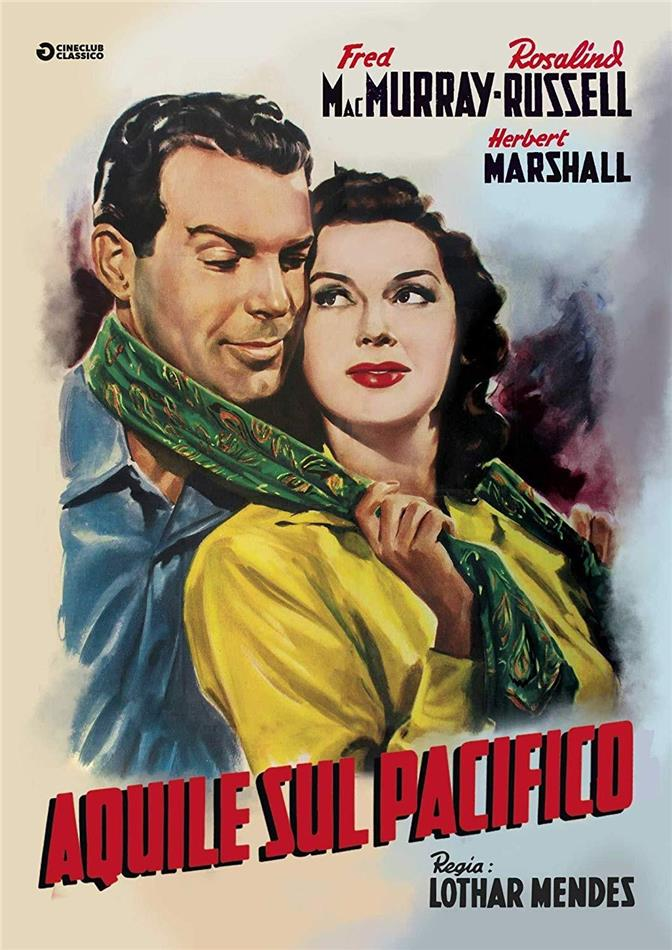 Aquile sul Pacifico (1943) (Cineclub Classico, s/w)