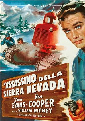 L'assassino della Sierra Nevada (1956) (Noir d'Essai, restaurato in HD, s/w)