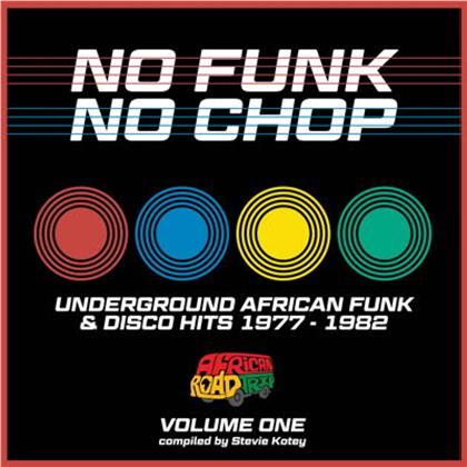 No Funk, No Chop Vol.1 (LP)