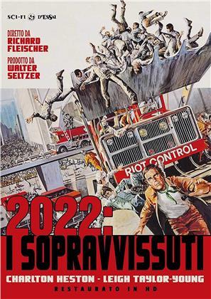 2022: i sopravvissuti (1973) (Sci-Fi d'Essai, Restaurato in HD)