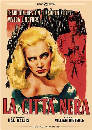 La città nera (1950) (Noir d'Essai, restaurato in HD, s/w)