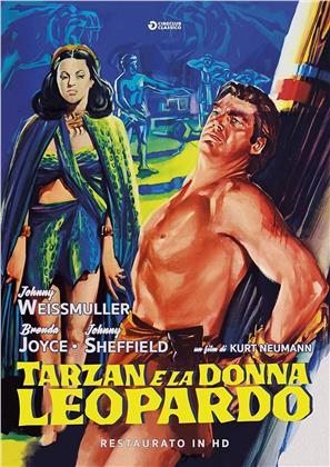 Tarzan e la donna leopardo (1946) (Cineclub Classico, Restaurato in HD, n/b)